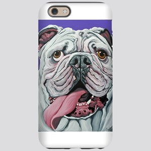 White English Bulldog iPhone 6 Tough Case