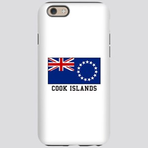 Cook Islands1 iPhone 6 Tough Case