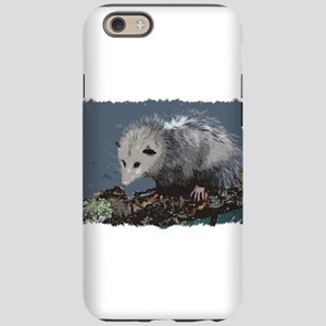 Opossum on a Gnarley Branch iPhone 6 Tough Case