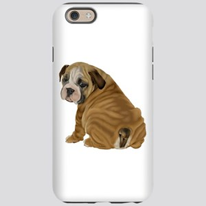 English Bulldog Puppy iPhone 6/6s Tough Case