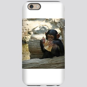Chimpanzee_2015_0101 iPhone 6 Tough Case