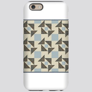 GRANDMOTHERS PUZZLE in Blue, B iPhone 6 Tough Case