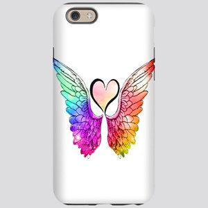 Angel Wings Heart iPhone 6 Tough Case