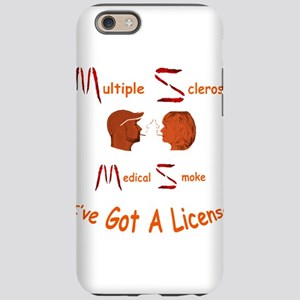Multiple Sclerosis Medical iPhone 6/6s Tough Case
