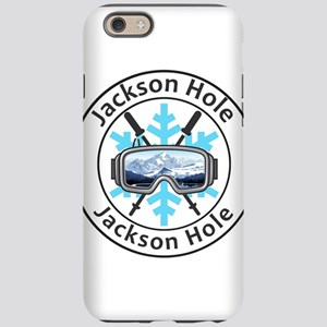 Jackson Hole - Teton Vill iPhone 6/6s Tough Case