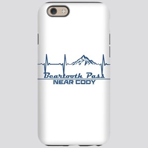 Beartooth Pass - near Cod iPhone 6/6s Tough Case