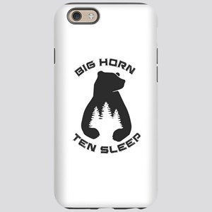 Big Horn - Ten Sleep - Wy iPhone 6/6s Tough Case