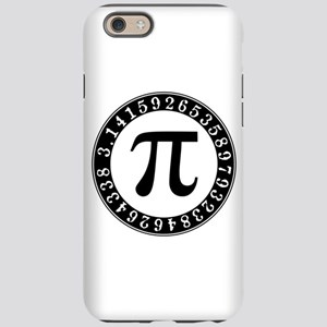 Pi symbol circle iPhone 6 Tough Case