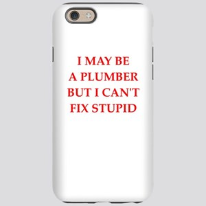 plumber iPhone 6 Tough Case