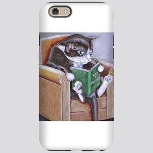Reading Cat iPhone 6/6s Tough Case