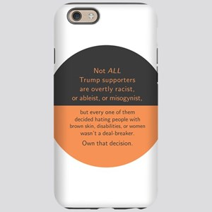 Trump Supporters iPhone 6/6s Tough Case
