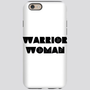 Warrior Woman iPhone 6/6s Tough Case
