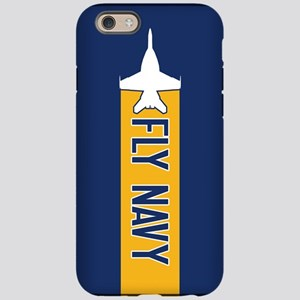 U.S. Navy: Fly Navy (F-18) iPhone 6/6s Tough Case