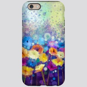 Floral Painting iPhone 6/6s Tough Case