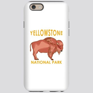 YELLOWSTONE NATIONAL PARK iPhone 6 Tough Case