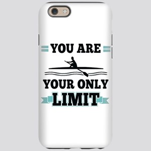 You Are Your Only Limit iPhone 6/6s Tough Case
