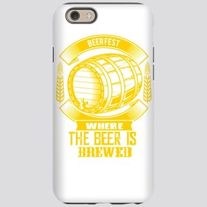Homebrew Master iPhone 6/6s Tough Case