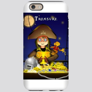 Pirate and Treasure iPhone 6 Tough Case
