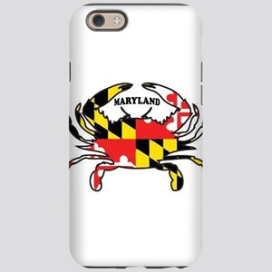 MARYLAND CRAB iPhone 6 Tough Case