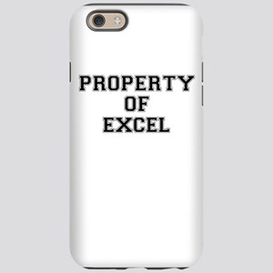 Property of EXCEL iPhone 6/6s Tough Case
