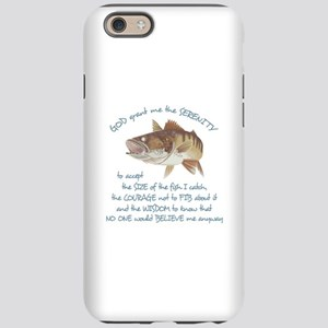 A FISHERMANS PRAYER iPhone 6 Tough Case
