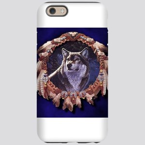 Native American Wolf Dream Catcher iPhone 6 Tough
