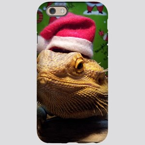 Beardie Santa Hat iPhone 6 Tough Case