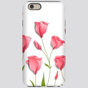 Pretty Flowers iPhone 6 Tough Case