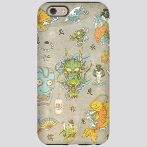 Japanese Collage iPhone 6 Tough Case