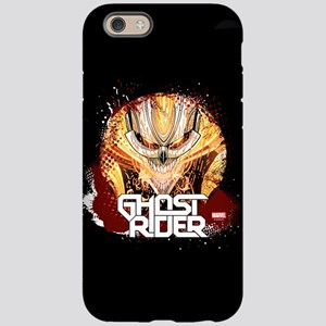 Ghost Rider Grunge iPhone 6 Tough Case