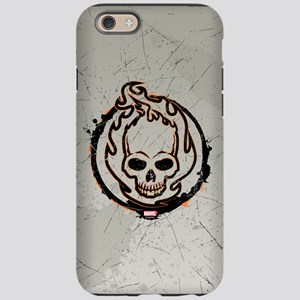 Ghost Rider Logo iPhone 6 Tough Case