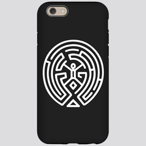 Westworld Maze iPhone 6/6s Tough Case