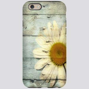 shabby chic country daisy iPhone 6 Tough Case