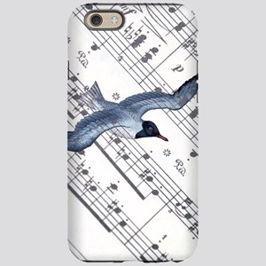 modern ocean nautical seagull iPhone 6 Tough Case
