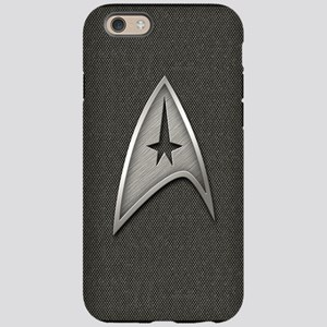 Star Trek Insignia Metal iPhone 6 Tough Case
