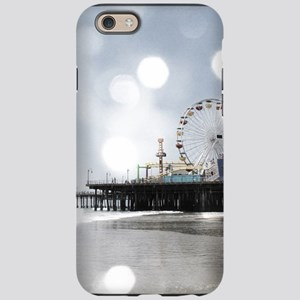 Grey Sparkling Pier iPhone 6 Tough Case