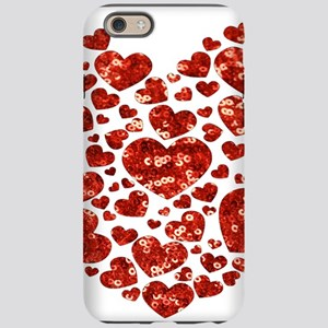 valentines day heart iPhone 6 Tough Case