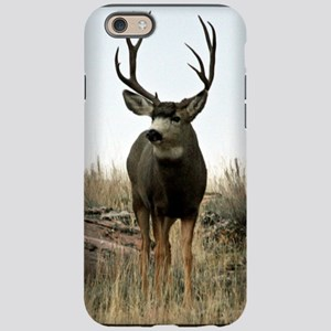Mule deer buck and does iPhone 6 Tough Case