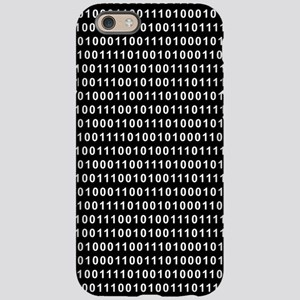 Binary Code 010 DOS iPhone 6/6s Tough Case