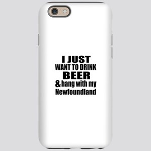 Hang With My Newfoundland iPhone 6/6s Tough Case