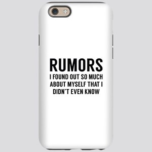 Rumors iPhone 6 Tough Case