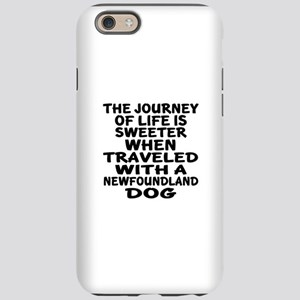 Traveled With Newfoundland iPhone 6/6s Tough Case