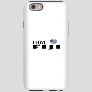I Love Fiji iPhone 6/6s Tough Case