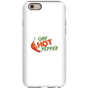 One Hot Pepper iPhone 6 Tough Case