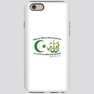 Innocent Person iPhone 6 Tough Case