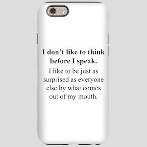 reputable site e2e63 392be Funny IPhone Cases - CafePress