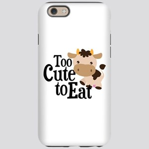 Vegan Cow iPhone 6 Tough Case