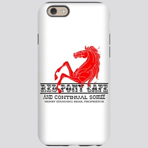 Red Pony Cafe iPhone 6/6s Tough Case