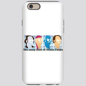 Many Faces of Tobias iPhone 6 Tough Case
