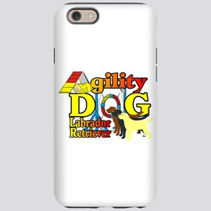 Labrador Retriever Agility iPhone 6/6s Tough Case